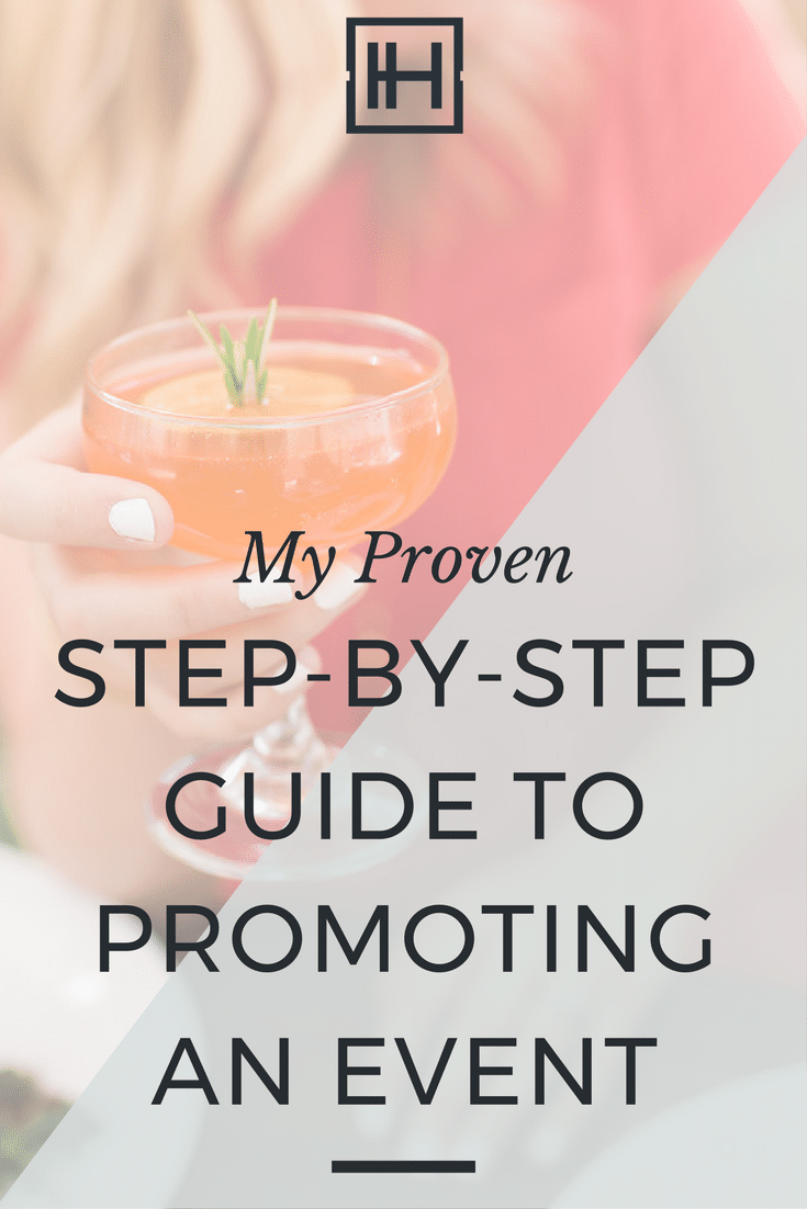 Step by Step Guide to Promoting a Successful Event on Social Media