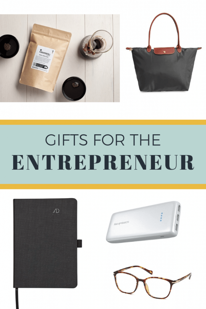 Christmas gifts for the entrepreneur